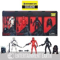 Star Wars Entertainment Earth Exclusive Imperial Forces 6, Black Series - star wars - ebay.es