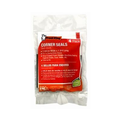 Thermwell Door Corner Seals, Adhesive