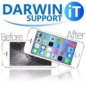 iPhone 5/6/6s LCD Screen Repairs - Fastest with affordable price Wagaman Darwin City Preview