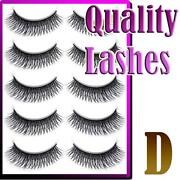 Short False Lashes