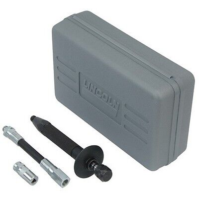 Lincoln Lube 5805 Fitting Cleaner - Clears Grease