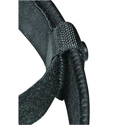 Bianchi 31428 Black 8006i Belt Keeper W Snap Closure - 4 Pack