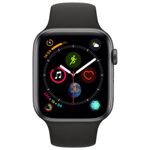 Apple Watch Series 4 (GPS + Cellular) 44mm Space Grey BRAND NEW!