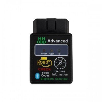 Best V2.1 Mini Bluetooth HH ELM327 OBD HH OBDII Car Diagnostic Scanner 3231Chip