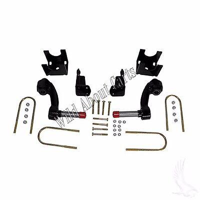 "Jake's 6"" Drop Spindle Lift Kit EZGO Medalist/TXT Electric Golf Cart 94-01.5"