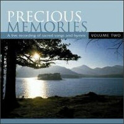 PRECIOUS MEMORIES, VOLUME TWO, LIVE SONGS & HYMNS CD