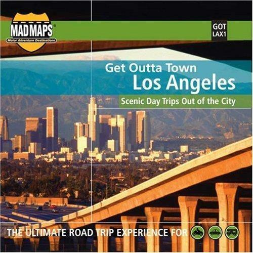 Get Outta Town Los Angeles [Jan 01, 2007] Mad Maps