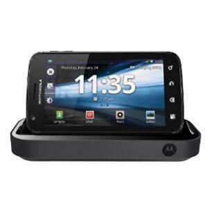 Motorola HD Multimedia Dock for Motorola ATRIX 4G - Motorola Retail Packaging