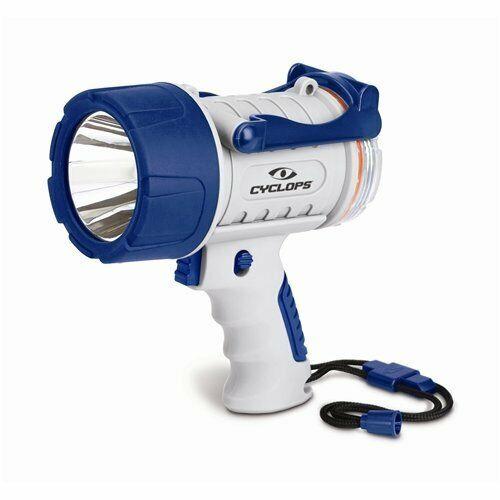CYC-300WP-MAR Cyclops Water Proof Rechargeable Marine Spotlight