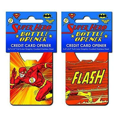Cheap Bottle Openers (DC Comics The Flash Credit Card Bottle)