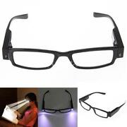 Reading Glasses with Light