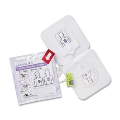 Zoll Pedi-padz Ii Aed Plus Defibrillator Pediatric Electrode - 1 Each