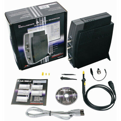 Velleman Pc Oscilloscope Function Generator