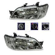 02 Lancer Headlights