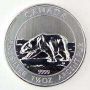 2013 Silver Polar Bear