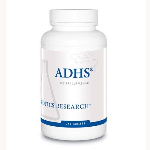 Biotics Research ADHS 240 Tablets Adrenal Support