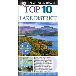 DK Eyewitness Top 10 Travel Guide: Lake District, Smith, Helena, New Book