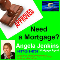 When you need a mortgage, call me.