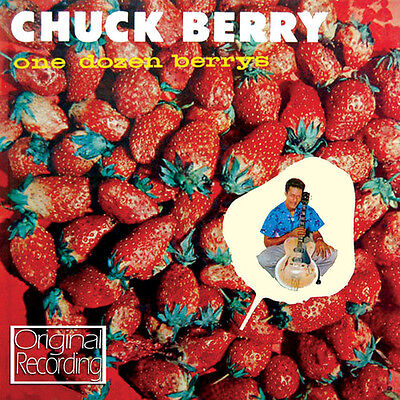 Chuck Berry   One Dozen Berrys  New Cd