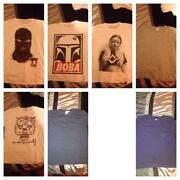 Mens T Shirt Bundle Large