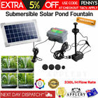 Unbranded Plastic/Resin Solar Pond & Fountain Pumps