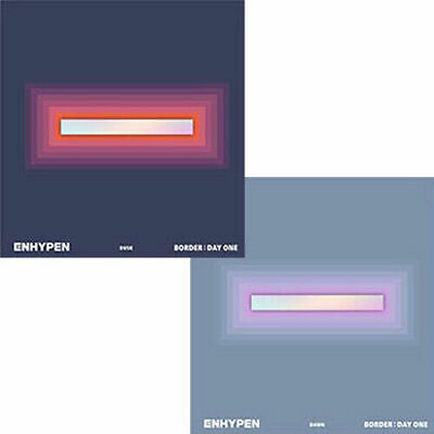 ENHYPEN BORDER:DAY ONE Album 2 Ver SET 2CD+2 Photo Book+20 Card+2 Mark+etc