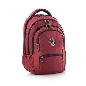 Heys Campuspac Backpack, Burgundy, One Size