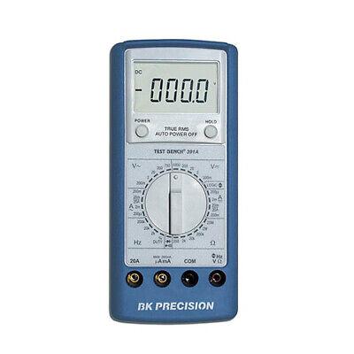 Bk Precision 391a Test Bench True Rms Dmm