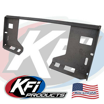 Kfi Attachment Mount Plate Skidsteer Bobcat Skid Steer 110040