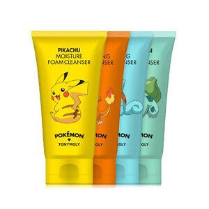 TONYMOLY-Pokemon-Foam-Cleanser-150ml-Pokemon-Edition-myeongdong-beauty