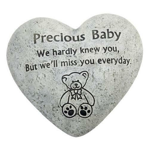 Baby Memorial Plaque Ebay
