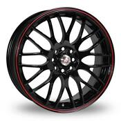 Fiat 500 Abarth Alloy Wheels