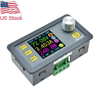 Programmable Constant Voltage Current Regulated Power Supply Module Dc 50v 5a
