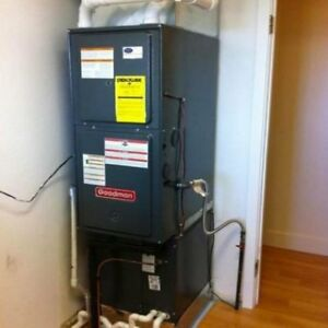 HIGH EFFICIENCY Furnaces & Air Conditioners - $1450+ in Rebates