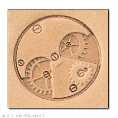 Diy Leather Embossing Stamp: Leather Stamp: Crafts
