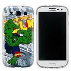 Samsung Galaxy S3 Hulk Case