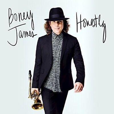 Jazz Cd - Boney James - Honestly [New CD]