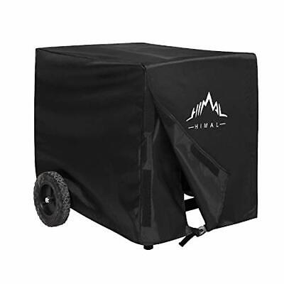 Weatheruv Resistant Generator Cover 25 X 24 X 21 Inch For Universal Portable