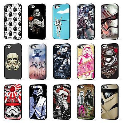 STORMTROOPER DARTH VADER STAR WARS PHONE CASE COVER for iPHONE 4 5 6 7 8 X