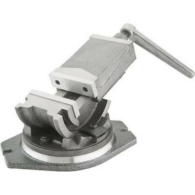 Tilting And Swiveling Angle Machinist Vise For Drill Press Milling Machine Tool