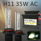 H11 Bulb 4300K Color Temperature HID Conversion Kits Xenon Light Bulbs