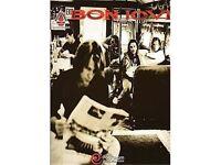 The Best of Bon Jovi Crossroad (Piano Vocal Guitar) Songbook Mass Market