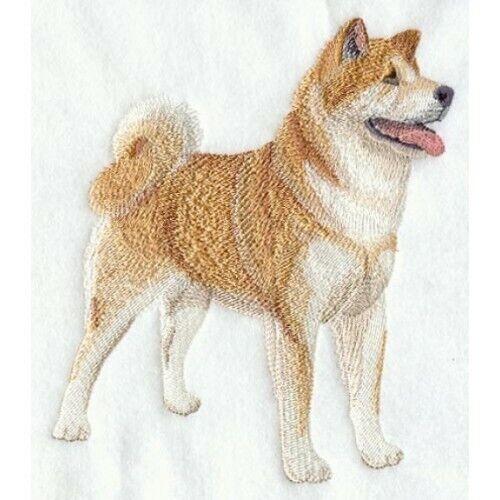 Embroidered Ladies Fleece Jacket - Akita C5075 Sizes S - XXL
