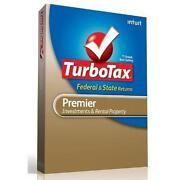 TurboTax Premier 2012