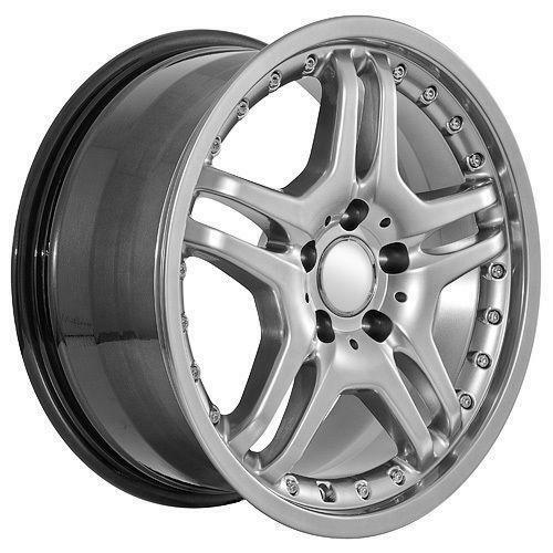Mercedes benz 17 inch rims ebay for Mercedes benz used rims for sale