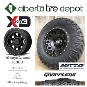 LOWEST PRICE Nitto NT421Q AS AT Rim Tire 265/50R19 255/60R19