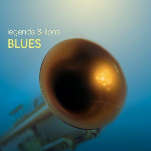 Legends and Lions Blues - Legends and Lions Blues [CD]