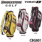 Bridgestone Yellow Golf Club Bags