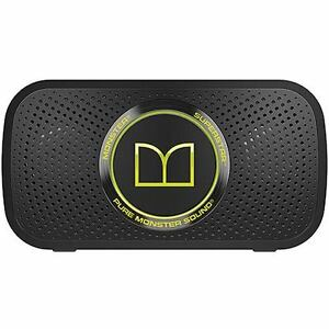 Monster Wireless Bluetooth Waterproof Speaker New in Package