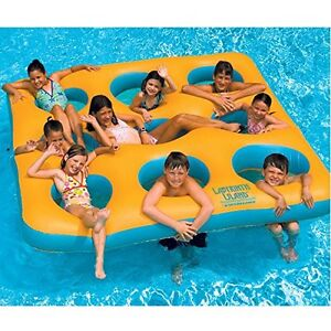 Inflatable Pool Labyrinth Labyrinthe Gonflable Jeux 23015